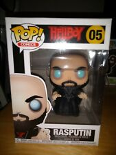 Hellboy Rasputin 05 Funko Pop Comics Vinyl Figure Licensed *Free Shipping*