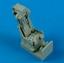 Quickboost 1/48 Vought F-8E/F-8J Crusader Ejection Seat w/Safety Belts # 48501