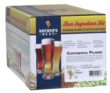 Continental Pilsner - Brewers Best 5 Gallon Beer Making Ingredient Kit