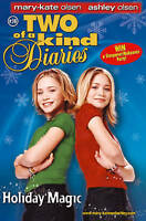 Holiday Magic (Two of a Kind Diaries) (Mary-Kate and Ashley # 38), Olsen, Ashley