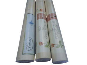 Vymura Country Diary Collection 3 x Summer theme wallpaper rolls