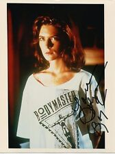 Lara Flynn Boyle Signed Younger Bodymaster Color 8x10 Photo With COA pj