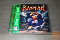 Rayman Greatest Hits (PlayStation 1 PS1 1997) FACTORY SEALED!