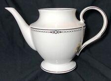 Lenox, Pearl Platinum Coffee Pot No Lid ~new~