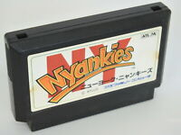 Famicom NEW YORK NYANKIES NY Cartridge Only NINTENDO fc