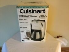 Cuisinart Grind and Brew Thermal 10 Cup Automatic Coffee Maker