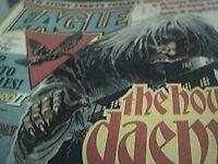 rare comic eagle september 11th 1982