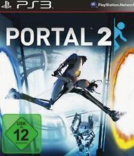 Playstation 3 Portal 2 Gigantische Fortsetzung des Vorgängers Sehr guter Zustand