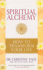 Spiritual Alchemy: How to Transform Your Life-ExLibrary