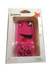 for ipod Touch 4th Generation Red Face Case