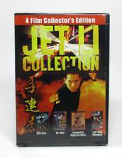 The Jet Li Collection - Four Film Collector's Edition (Dvd, 2005, 2-Disc Set)