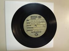 """ELECTRIC PRUNES:I Had Too Much To Dream-U.K.7"""" 67 PYE Advanced Promotion Acetate"""