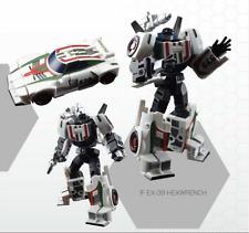 Transformation LIANGHUMAN Liangxiu Wheeljack Q Car FINE-Q LQ002A LQ001B Figure