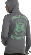 Harry Potter Hogwarts Slytherin House Quidditch Seeker Hoodie Jacket 2XL