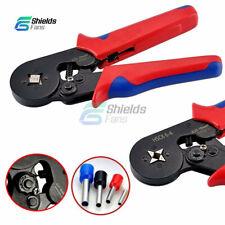 0.25-10mm2 HSC8 6-4 Crimper Plier Set Self-adjustable Ratchat Wire Crimping Tool
