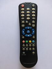 TECHWOOD TV REMOTE CONTROL RC1055 battery hatch missing