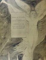 1922 Completo Talla William Blake Grande Estampado Thomas Grays Poema Oda Para