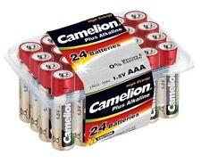 Boite de 24 piles alcalines Camelion LR3 / LR03 / AAA Puissance 1300mah !