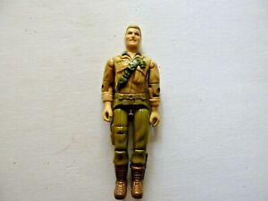 GI Joe Duke Toy Figure Hasbro 1983
