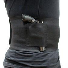 Colt Saa Barrel Single Action Handgun Holster Slim Concealed Carry Belly Band