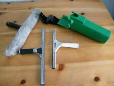 More details for window cleaners holster, tee bar and two  squeegees