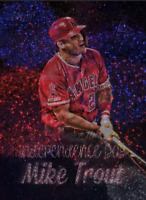 2020 Topps BUNT Mike Trout Independence Day ICONIC MOTION [DIGITAL CARD}