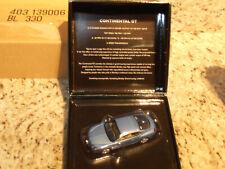 Minichamps 2003 Bentley Continental GT  1:43
