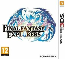 Jeu 3DS FINAL FANTASY EXPLORERS