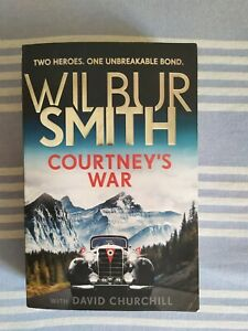 Courtney's War - WILBUR SMITH & DAVID CHURCHILL. - Zaffre (2019)