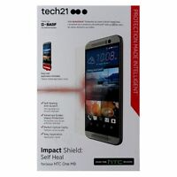 Tech21 Impact Shield Screen Protector for HTC One M9 - Self Heal