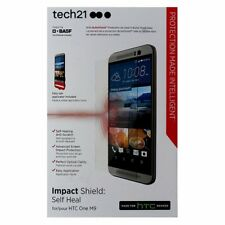 Tech21 Impact Shield Screen Protector for HTC One M9 w/ BulletShield Technology