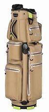 Bennington Cartbag QO 9 WP Waterproof - Farbe: Sahara -  Neu!