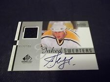2001-02 SP Game Used Inked Sweaters #IS-AK Alexei Kovalev Penguins