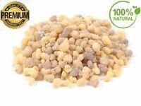 Frankincense Resin Incense Granular - 100% Pure Organic Grade A No Fillers Tears