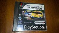 TOCA Touring Car Championship - PS1 Playstation - New Sealed pal Racing driver