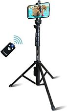 Selfie Stick Tripod with Wireless Remote for iPhone 11, 11 Pro, 11 Pro Max