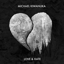 MICHAEL KIWANUKA LOVE AND HATE NEW SEALED DOUBLE VINYL LP IN STOCK