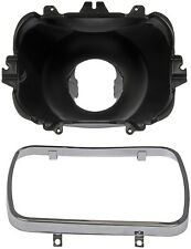 Headlight Bucket 42437 Dorman/Help