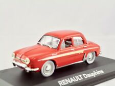 Renault Dauphine 1956-1968 naranja rojizo/Ixo/atlas 1:43