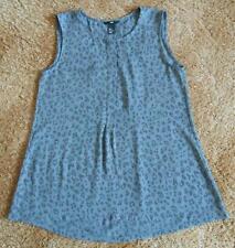 Chiffon Animal Print Regular Sleeve Tops & Blouses for Women
