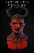 Ikari Demon Silicone Mask - Devil - Halloween -Not spfx cfx immortal basement fx