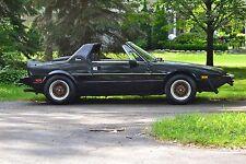 1979 Fiat X-1/9 Classic Italian Mid-engine Sports Car, Exotic Rat Rod