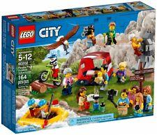 Lego City Kit minifigurines aventures le air libre