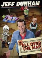 Jeff Dunham: All Over the Map [New DVD] Ac-3/Dolby Digital, Dolby, Subtitled,