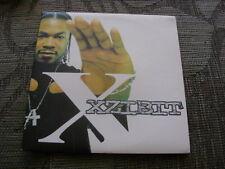 Xzibit:  X (Clean)  1track promo   CD Single   NM