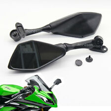 Motocycle ABS Rear View Mirrors For Kawasaki Ninja ZX6R 636 300R EX300 2013-2015
