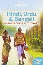 Lonely Planet Hindi, Urdu & Bengali Phrasebook , Planet..
