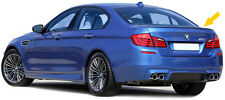 Spoiler alettone BMW F10 in ABS M5-look  nuovo berlina