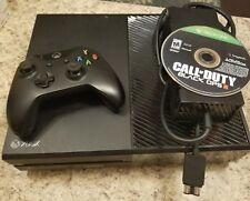 Xbox One 500 GB Console - Black