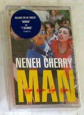 NENEH CHERRY MAN   Musicassetta Cassette Tape MC K7 - Sealed